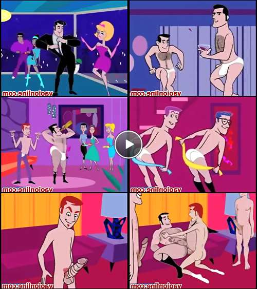 cartoon gay porn sex video