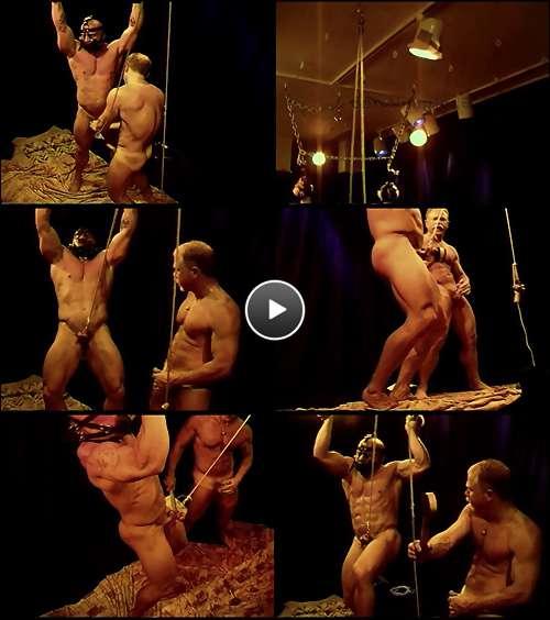 gay huge bodybuilder video