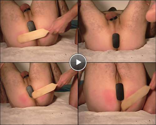 boy getting a spanking video